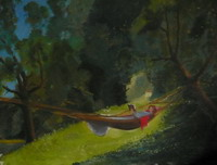 Dordogne in oils by Don Avery