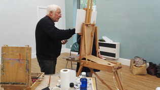 2016 oil painting workshop with John Shave